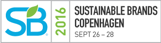 Logo Sustainable Brands '16 Copenhagen
